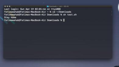 Photo of Cómo ejecutar un script Shell o .sh en macOS