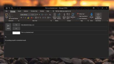 Photo of Cómo programar correos electrónicos en Outlook para Office 365