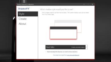 Photo of Cómo personalizar la sombra paralela en Windows 10