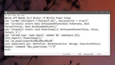 Photo of Cómo programar el sueño en Windows 10