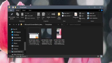 Photo of Cómo guardar capturas de pantalla de Snip & Sketch en Windows 10
