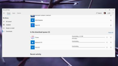 Photo of Cómo reparar descargas / actualizaciones atascadas en Microsoft Store en Windows 10