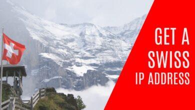 Photo of Cómo obtener una dirección IP suiza de cualquier país