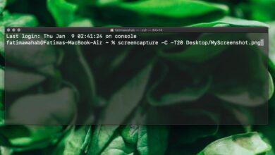 Photo of Cómo tomar una captura de pantalla cronometrada desde Terminal en macOS