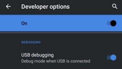 Photo of Cómo habilitar el informe de errores del botón de encendido de Android