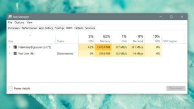 Photo of Cómo cerrar la sesión de otros usuarios de Windows 10