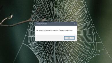 """Photo of Cómo corregir el error """"no podemos programar la reunión"""" en Outlook"""