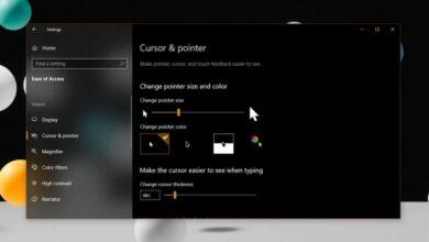 Photo of Cómo personalizar el cursor en Windows 10