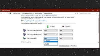 Photo of Cómo bloquear Windows 10 cuando cierra la tapa de su computadora portátil