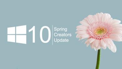 Photo of 10 nuevas funciones en Windows 10 Spring Creators Update