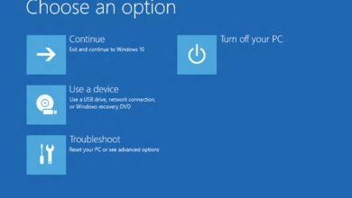 Photo of Cómo acceder al símbolo del sistema cuando Windows 10 no arranca