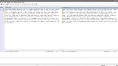 Photo of Cómo comparar texto en Windows 10